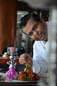 "We are not the only ones who create magic in the kitchen – every homemaker does it, ever day"" – Ajay Chopra, Executive Chef, The Westin Mumbai Garden City"