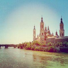 El Pilar, #Zaragoza