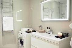 Kuvahaun tulos haulle kylpyhuoneen kalusteet pesukone