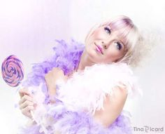 Candylicious Hairstyle Photography
