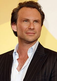 Christian Slater. I admit it, I had a man-crush on Christian Slater in the early 90s. Pump Up the Volume, Untamed Heart, Kuffs, True Romance. He was one cool dude!
