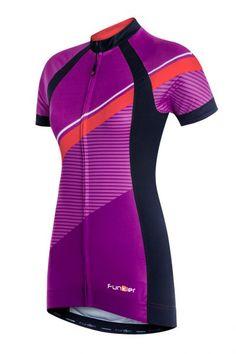 8fe244ab4 Funkier - Luciana Short Sleeve Jersey - 813-WJ-C-S