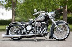 2003 Harley Davidson Softail Hiertage Classic Anniversary Kess Tech ...