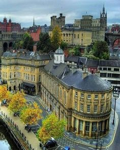 Newcastle Upon Tyne UK