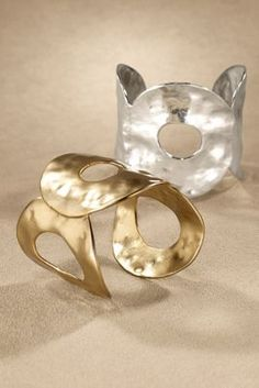 Geo Cuff from Soft Surroundings