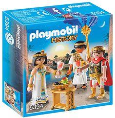 Playmobil History 5394 set de juguetes - sets de juguetes (Acción / Aventura, Niño/niña, Multicolor): Amazon.es: Juguetes y juegos