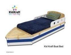 KidKraft - Boat Toddler Bed