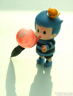 The Bubblegum Adventures of Periwinkle | Flickr - Photo Sharing!