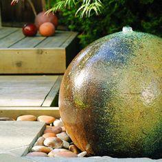 Concrete sphere foun