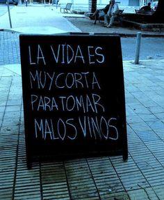 Totalmente cierto, ¿no creéis? www.garciadelanavarra.com