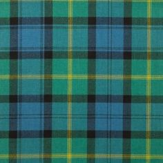 Gordon Old Ancient Lightweight Tartan by the meter – Tartan Shop