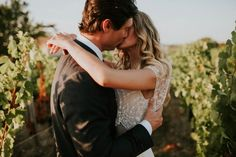 Gorgeous Bordeaux Winery Wedding at Chateau Franc Mayne