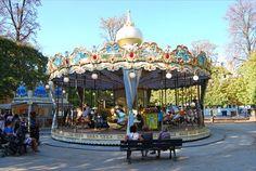Carousel des Tulleries - Paris, France - Carousels on Waymarking.com