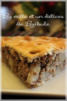 Pie Recipes, Dessert Recipes, Desserts, Confort Food, Zucchini Pizzas, Canadian Food, Holiday Appetizers, Spanakopita, Main Dishes