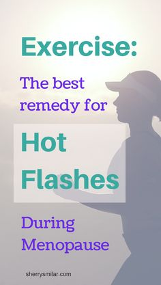 Exercise is a proven way to help reduce hot flashes during menopause. It has so many benefits. Menopause Humor, Menopause Relief, Menopause Symptoms, Hot Flash Remedies, Womens Wellness, Night Sweats, Hormone Imbalance, Hot Flashes, Excercise
