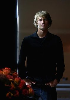 Alexander Zverev at the ProAm Gala Dinner of the BMW Open on April 23, 2016 in Munich, Germany...