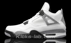 sale retailer 5a381 dfd27 So fresh and so clean, clean Jordan 4, Clean Clean, Cement, Shoe