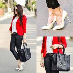 Zara Pants, Sheinside Shirt