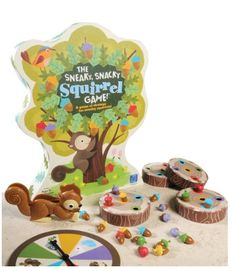 Sneaky Snacky Squirrel Game (Best Games for Kids Ages 3-8)