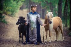 medieval prince royal family with minihorse pony Riding Helmets, Medieval, Pony, Prince, Cosplay, Fantasy, Hats, Character, Pony Horse