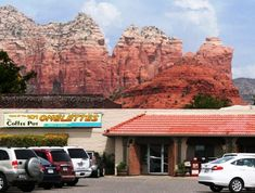 Coffee Pot Restaurant in Sedona Arizona visit us in Sedona AZ for breakfast or lunch...we did and it has the best coffee and eggs!  service is great and the gift shop nice too!  brought a bag of the coffee home and it is sooo good!!