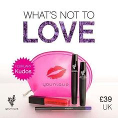 Can't beat this little offer with a free glam bag. Everyone loves a FREEBIE! !!!