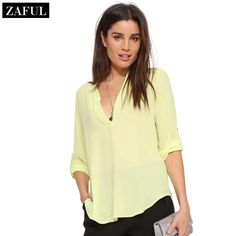 Aliexpress.com : Buy ZAFUL Blusas Femininas European Style Women Casual Vintage Ethnic Desigual Shirts Long Sleeve High Low Blouse from Reliable Blouses & Shirts suppliers on ZAFUL | Alibaba Group