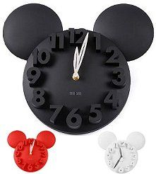 i want this mickey mouse clock!