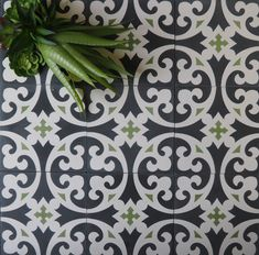 Architectural Ceramics Marakesh tile