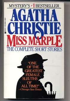 Miss Marple: The Complete Short Stories, Agatha Christie, Berkley 1986