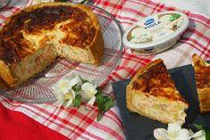 Ruokasurffausta: Ruokaisa helppo kylmäsavulohipiirakka French Toast, Baking, Breakfast, Food, Morning Coffee, Bakken, Essen, Meals, Backen