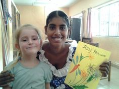 A #volunteer working at a home for disabled girls and women in Sri Lanka