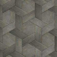 EliteTile Rama x Porcelain Wood Look Tile in Gray Bathroom Floor Tiles, Shower Floor, Wall Tiles, Shower Niche, Basement Bathroom, Black Interior Doors, Hexagon Tiles, Up House, Stone Tiles
