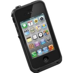 LifeProof Case for iPhone 4/4S   More kid proof iphone cases at : http://www.squidoo.com/child-proof-iphone-4-cases