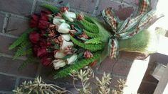Rose arrangement. Design by Ana Calderon