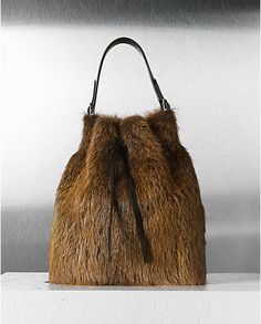 9ff242d724263 185 Best FUR HANDBAGS images in 2017 | Fur purse, Fur bag, Fur ...