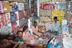 Bangle shop in Madurai