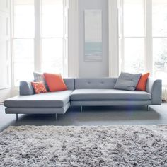 If you planning to buy new furniture for your living room, then most probably you have already thought about the furniture layout in your mind or else you have probably thought of repeating the sam… Corner Sofa Living Room, Living Room Furniture Layout, Home Living Room, Home Furniture, Living Room Decor, Corner Sofa Recliner, Best Corner Sofa, Corner Sofa Design, Sofa Styling