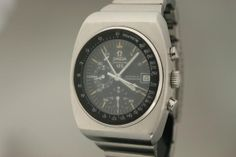1973 Omega Speedmaster 125 Limited Edition Watch 1780002/ST378.801 For Sale - Mens Vintage ChronographDate Omega Watch