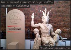 Gloire à Satan ? Un monument Sataniste est en passe d'être Construit au États - Unis !