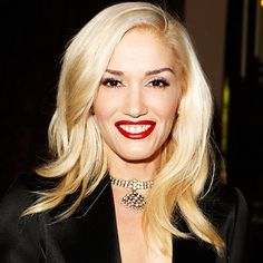 Singer Gwen Stefani attends CFDA/Vogue Fashion Fund Event hosted by. Gwen Stefani No Doubt, Gwen Stefani Hair, Gwen Stefani Mode, Gwen Stefani And Blake, Gwen Stefani Style, Gwen Stefani No Makeup, Gwen Stephanie, Gwen And Blake, Hot Hair Styles