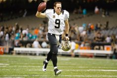 Drew Brees - Saints vs Dolphins
