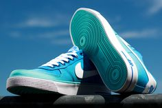 NIKE AIR FORCE 1 AC BR QS (POLARIZED BLUE) | Sneaker Freaker