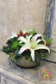 Spirit of Christmas Bouquet