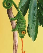pipe cleaner animals - Google Search