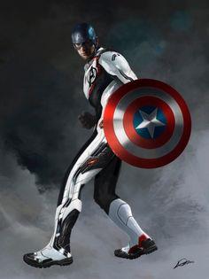 Marvel Avengers Assemble Captain America Art Shield Sudadera para Hombre