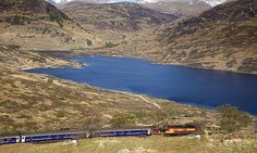 Caledonian Sleeper train to Scotland named one of the best journeys