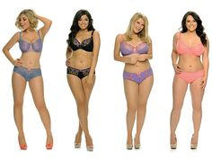 Curvy Kate ..... wearing the right size and looking pretty under the clothes is a big plus.