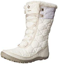 Columbia Women's Minx Mid II Print OH SNO Cold Weather Boot, Sea Salt/Silver, 8 M US Columbia http://www.amazon.com/dp/B00Q7R3E6M/ref=cm_sw_r_pi_dp_0srSwb0TZMDCT