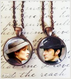 Choose from 6 different images! North and South BBC Pendant by Starsical